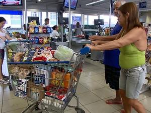 Inflação Viçosa  (Foto: Reprodução/TV Integração)