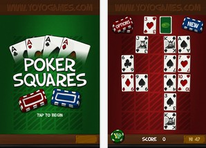 simply poker squares