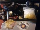 Casal é preso por tráfico de drogas em Tupã