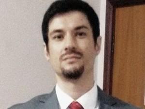 Corpo do delegado será enterrado em Vargem Grande do Sul (Foto: Reprodução/EPTV)