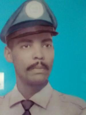 Benedito Gregórios iniciou a carreira ainda na Força Pública (Foto: Polícia Militar/Divulgação)