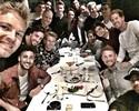 Pilotos da F1 se reúnem em jantar na China e alfinetam Bernie Ecclestone