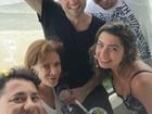 Mulher de Bruno, da dupla com Marrone, entrega namoro de Mariano