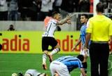 """Guerrero festeja gol decisivo e fala sobre contrato: """"Estamos com calma"""""""