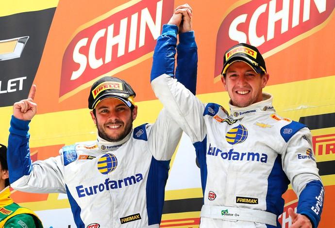 Ricardo Mauricio e Girolami Stock Car  (Foto: Vanderley Soares)