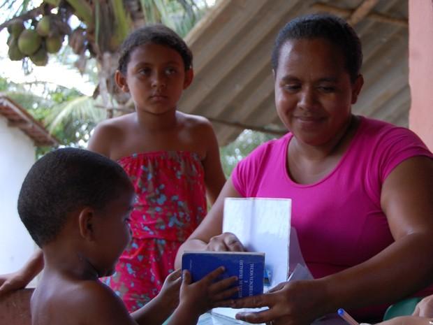 Famílias quilombolas foram cadastradas na Paraíba (Foto: Divulgação/Secom)