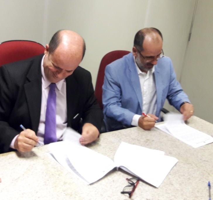 André Rabelo e Luís Eduardo Antunes
