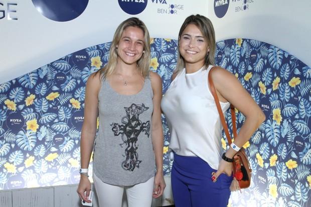 Fernanda Gentil (Foto: MARCOS FERREIRA/Brazil News)
