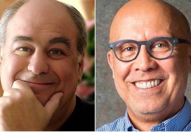 Roberto Irineu Marinho e Jorge Nóbrega (Foto: Divulgação)