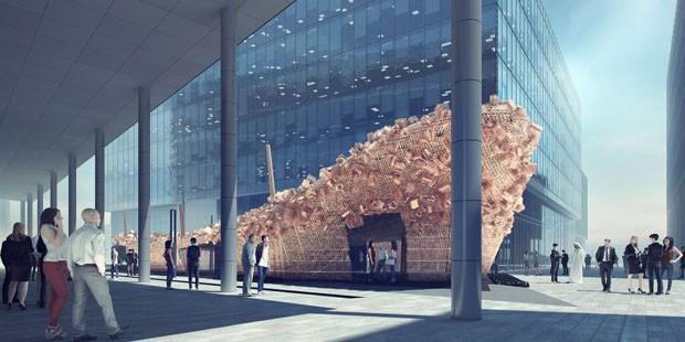 Dubai Design Week: feira reúne o melhor do design nos Emirados Árabes Unidos (Foto: Divulgação)