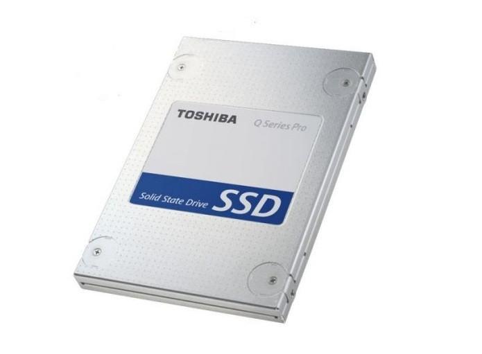 Toshiba também aposta em SSDs (Foto: Divulgação/Toshiba)