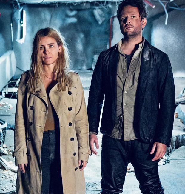 Carolina Dieckmann e Selton Mello são os protagonistas de 'Treze Dias Longe do Sol' (Foto: Divulgação/TV Globo)