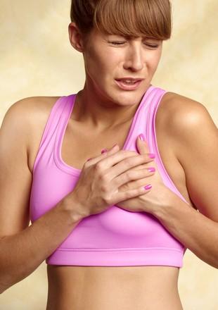 Mulher arritmia cardíaca coração euatleta (Foto: Getty Images)