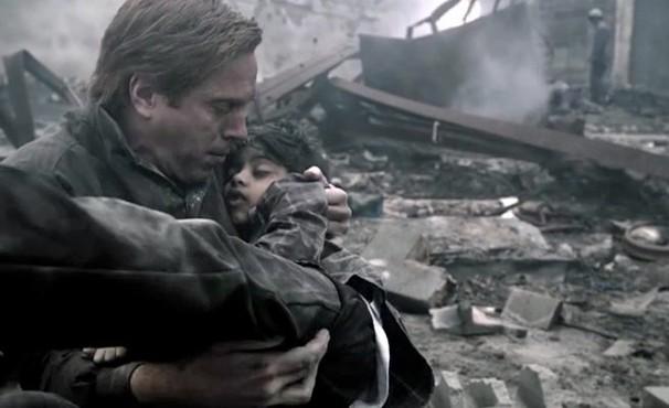 Brody fez uma promessa após a morte de Issa em um ataque americano (Foto: Divulgação / Twentieth Century Fox)
