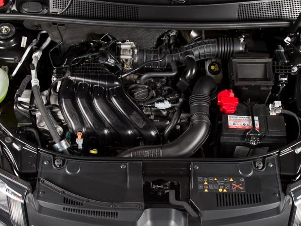 Motor 1.6 SCe da Renault para Logan, Sandero, Oroch e Duster (Foto: Divulgação)