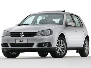 VW Golf Limited Edition (Foto: Divulgação)