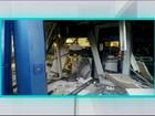 Após explosão de caixas em Cláudio, três suspeitos são detidos