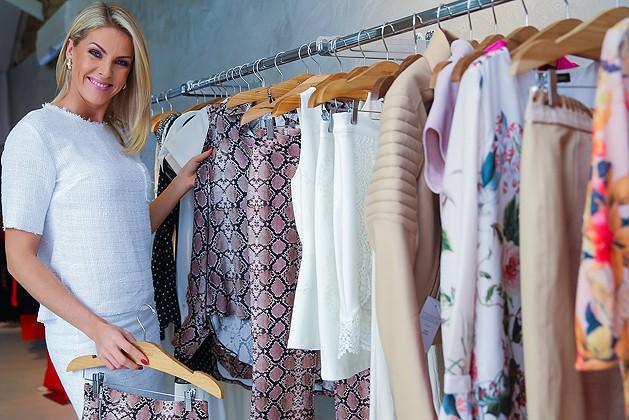 Ana Hickmann e sua coleção de roupas  estampas florais exclusivas (Foto   Manuela Scarpa 1d1b6627a4