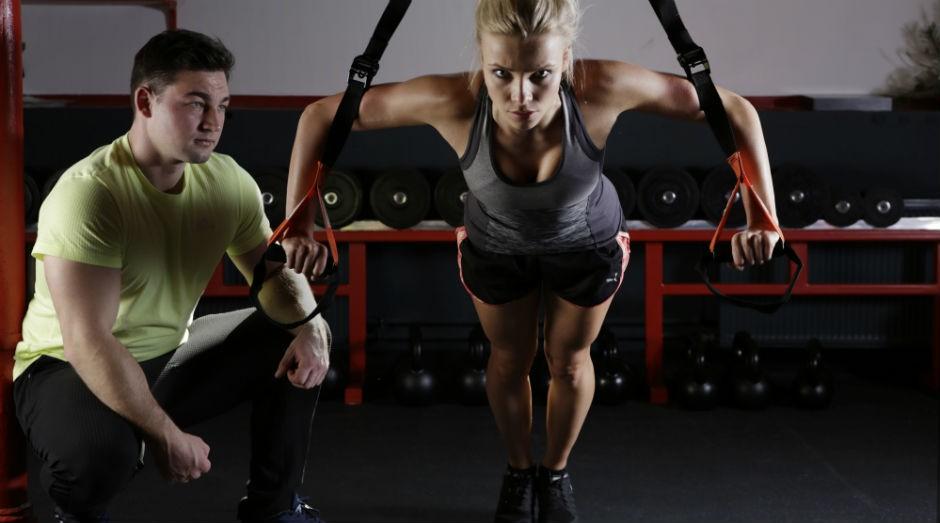 Personal trainer (Foto: Pexels)