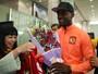 Jackson Martinez é recebido com festa em retorno do Guangzhou à China