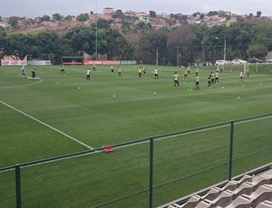 Treino Atlético-MG (Foto: Rafael Araújo)