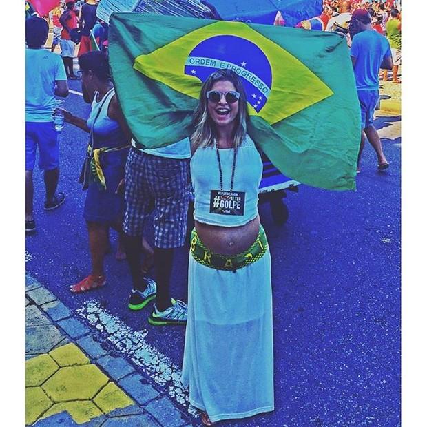 Barbara Borges (Foto: Reprodução/Instagram)