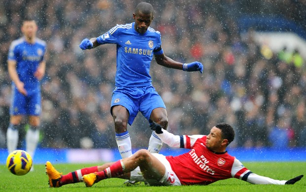 Ramires Chelsea Arsenal (Foto: Getty Images)