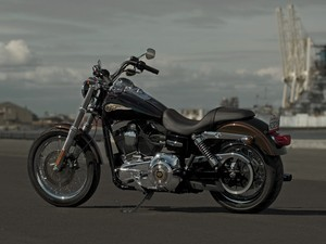 Harley-Davidson Dyna Super Glide Custom 110th Anniversary Edition (Foto: Divulgação)