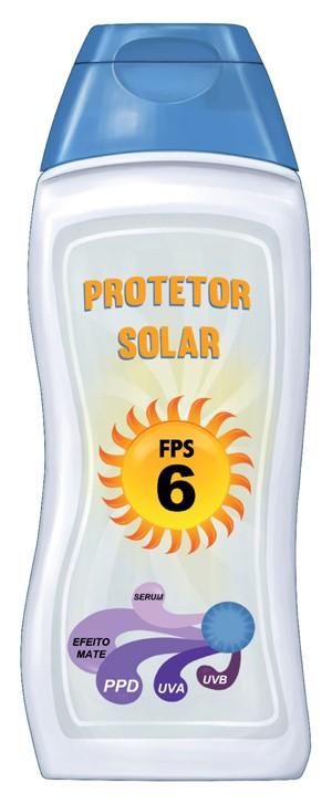 Protetor solar 300 (Foto: Lovato)