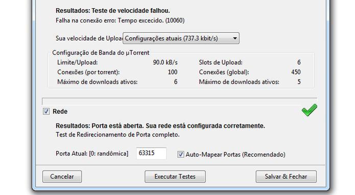 Salvando as configurações no uTorrent (Foto: Reprodução/Ramon Cardoso)
