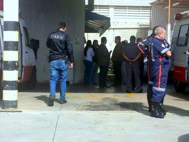 Motivações do crime na unidade do Samu em Piracicaba ainda são desconhecidas (Foto: Claudia Assencio/G1)