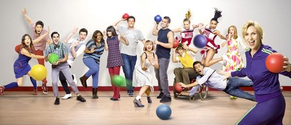 Nova temporada de Glee traz antigos nomes e novidades (Foto: Divulgação / Fox)