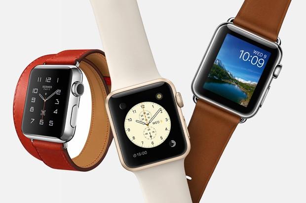 Apple Watch (Foto: Divulgação)