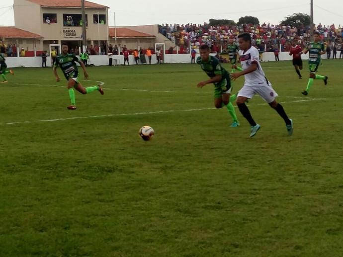 Cordino x Maranhão (Foto: Leonilson Mota/ Divulgação)