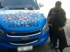 Suspeito de chefiar tráfico de drogas é preso durante operação em Salto