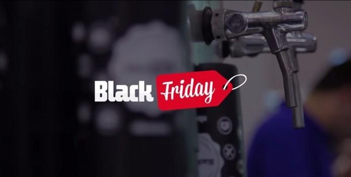 Black Friday é comemorado no Brasil há 4 anos (Foto: Reprodução/Black Friday Brasil)