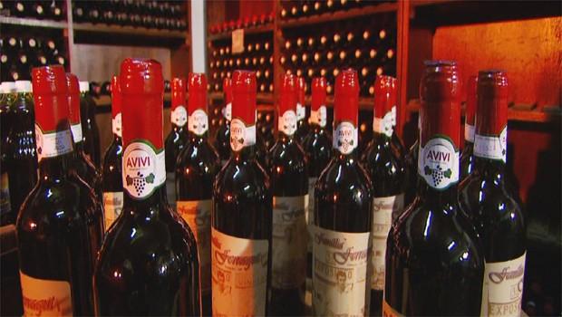 Última reportagem da série especial 'Nos Caminhos do Vinho' (Foto: Reprodução EPTV)