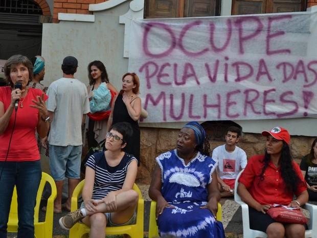 A psicanalista Maria Rita Kehl conversou com participantes do evento em Piracicaba (Foto: Rafael Bitencourt)