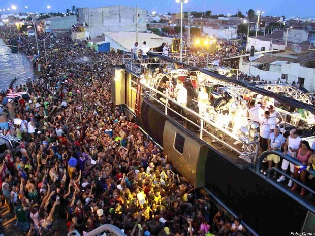 Com crise econômica e seca, carnaval de Macau é cancelado (Foto: Divulgação)