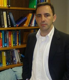 Marcelo Moreira fala sobre sua trajetória acadêmica (Foto: Arquivo pessoal)