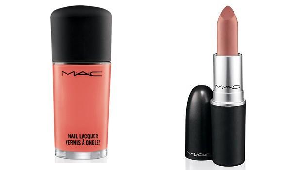 O combo esmalte + batom da MAC Cosmetics sai por R$ 125 (Foto: Divulgação)
