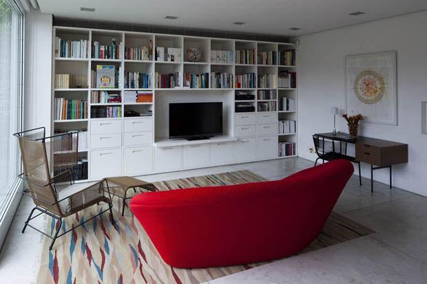 Casa Isay Weinfeld (Foto: Filippo Bamberghi)