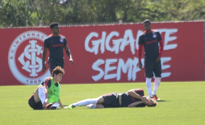 Rodrigo Dourado Inter (Foto: Tomás Hammes/GloboEsporte.com)