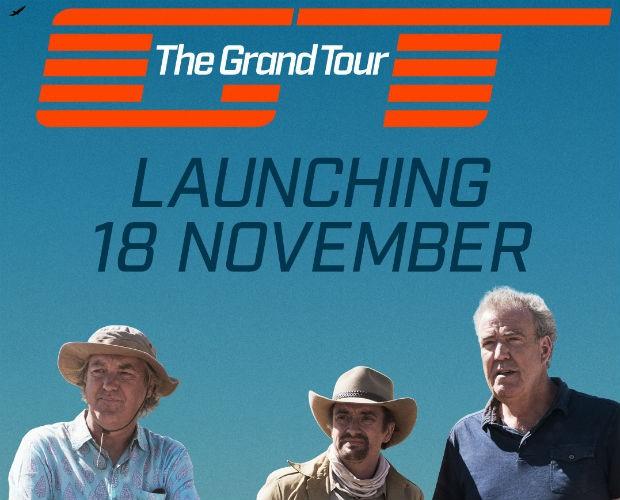 The Grand Tour estreia dia 18 de novembro (Foto: Divulgação)