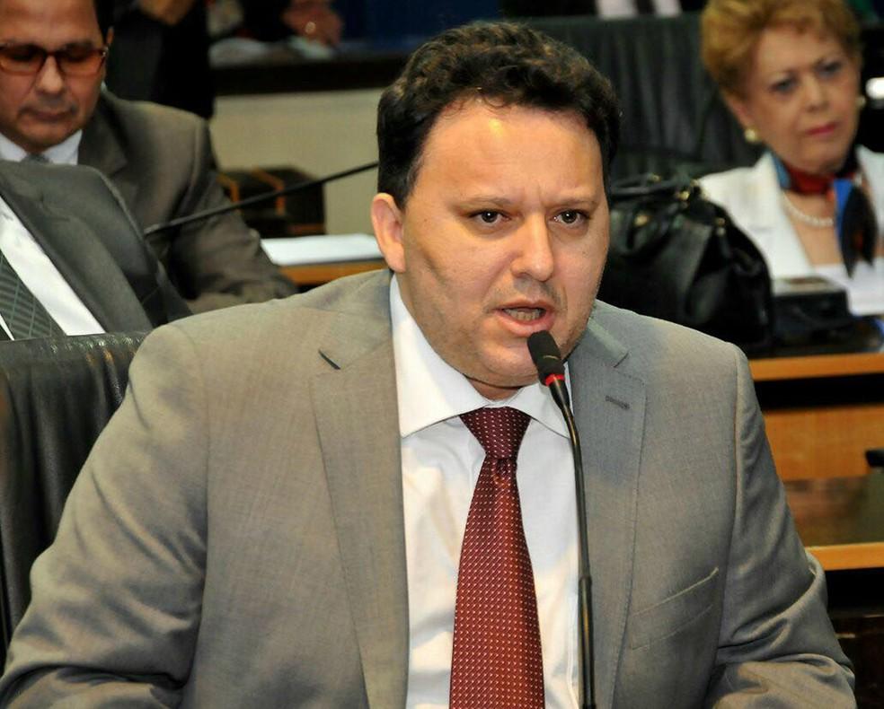 Vereador Cícero Martins é vice-presidente da Comissão de Educação da Câmara Municipal de Natal (Foto: Elpídio Júnior)