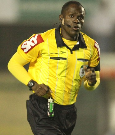 Jailson Macedo Freitas, Arbitro (Foto: Daniel Teixeira / Agência Estado)