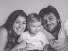 Felipe Simas se casa com Mariana Uhlmann neste domingo, 3