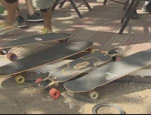 Long Board (Foto: Reprodução / TV Amapá)