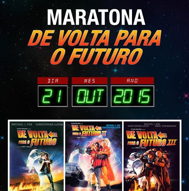 Rede de cinemas vai exibir trilogia 'De volta para o futuro' (Foto: Divulgação/Cinemark)