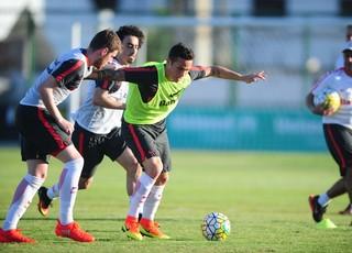 Seijas treino do Inter (Foto: Ricardo Duarte/Divulgação Inter)